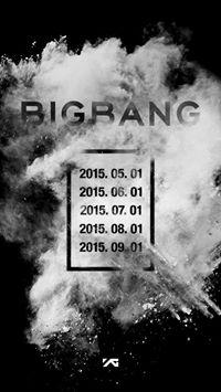 Comeback des BIGBANG : 5 dates révélées 11041710
