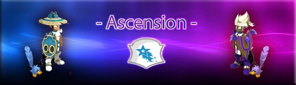 Forum de la guilde -Ascension-