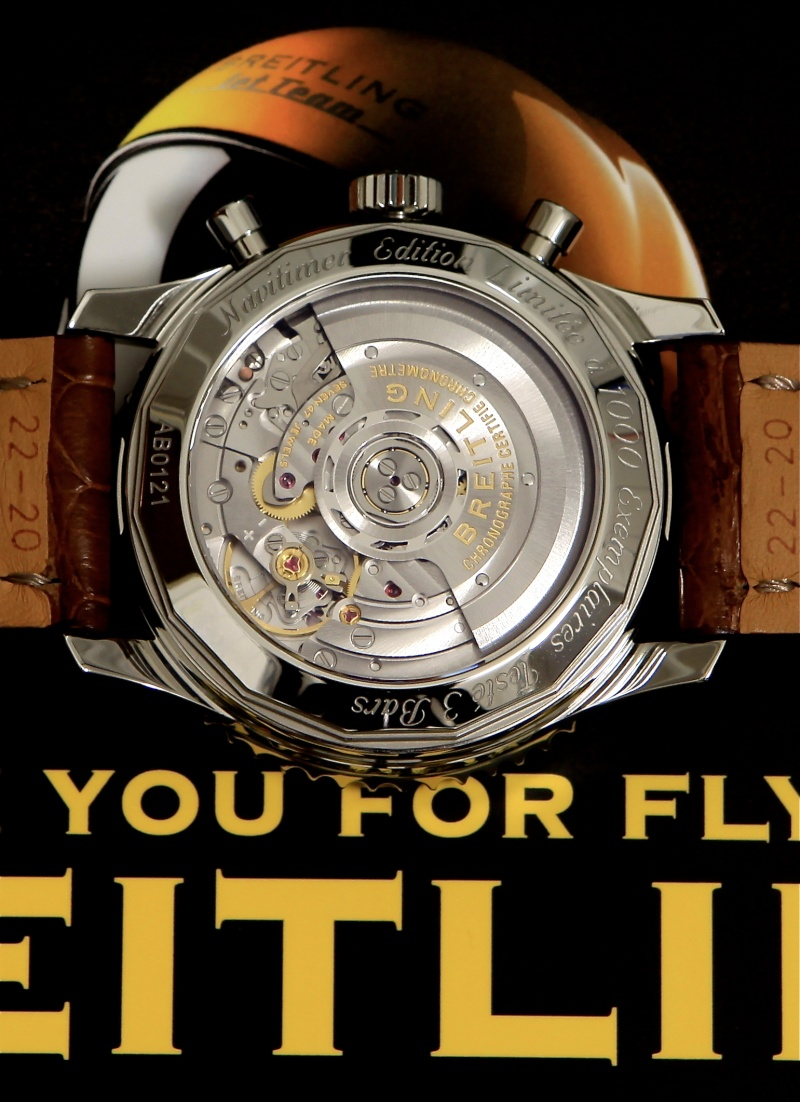 Breitling - Que choisir ? zenith vs breitling - Page 2 Img_3513