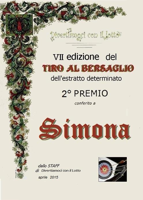 Vincitori a Tiro Bersaglio2015 HLEUT,SIMONA,SARA Attest11