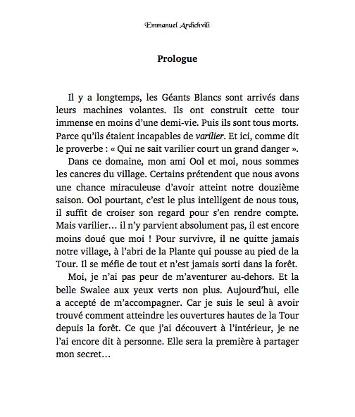 la tourhttp:// - La Tour [Sombres Rets] Prolog10