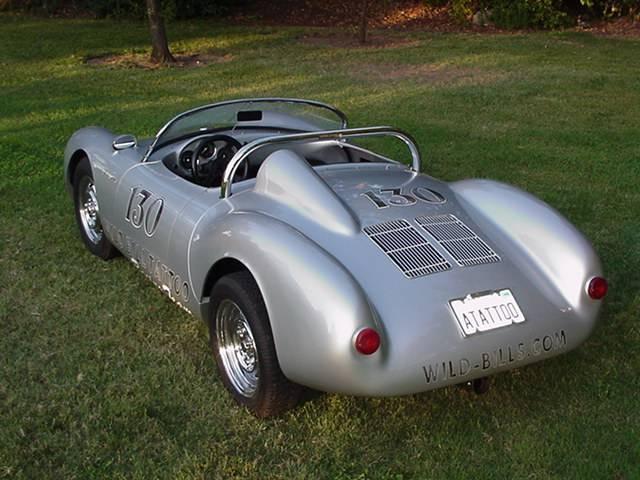 800 VN - Custom racer de Baz - Page 6 Porsch11