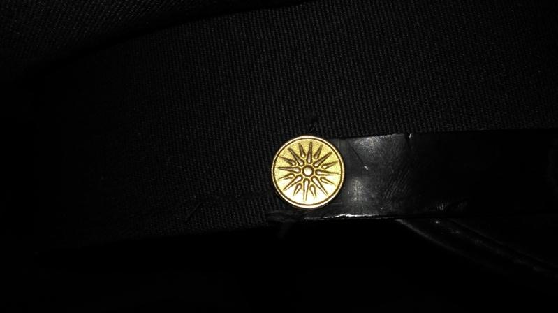 Macedonian officer visor cap Imag1017