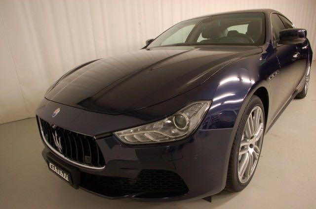 Ordinata Maserati Ghibli 330CV - Pagina 3 Masera14