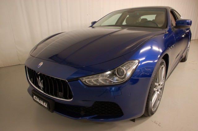 Ordinata Maserati Ghibli 330CV - Pagina 3 Masera15