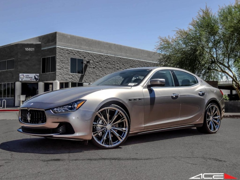 Maserati Ghibli and the Americans Masera16