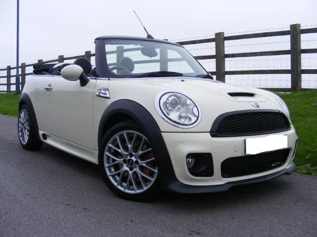 MINI Convertible OC Wmwms910
