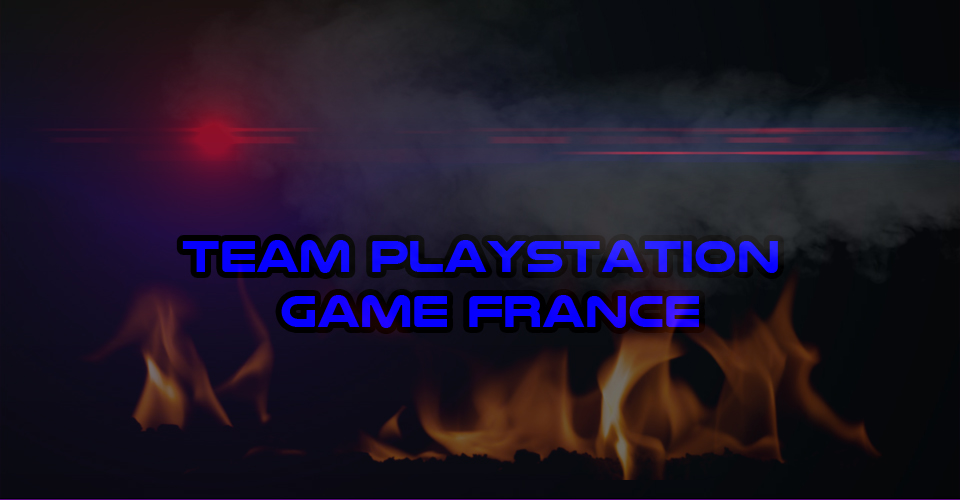 Team Playstation Game France