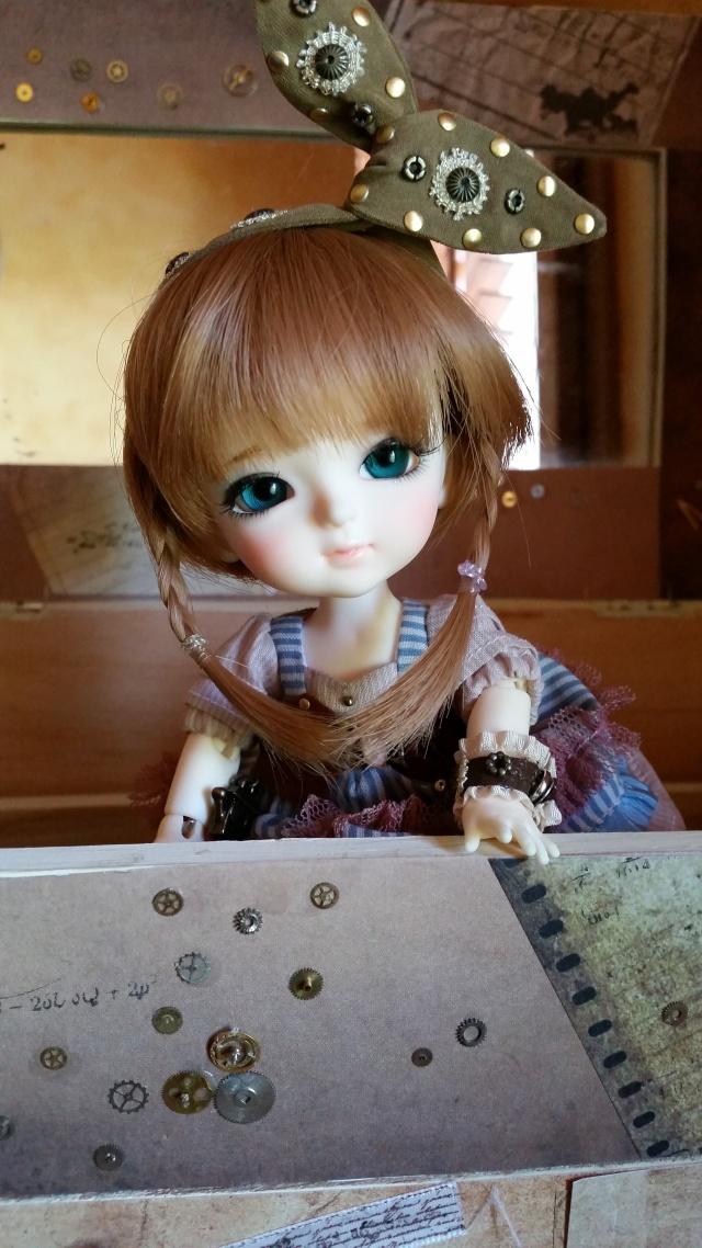 Les Lati de Chocolate! - Coco Wendy est arrivée + Yui <3 - 20150510