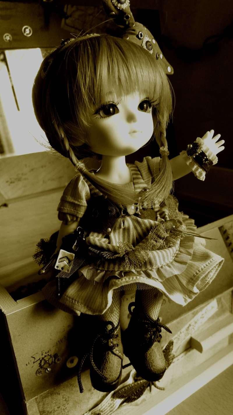 Les Lati de Chocolate! - Coco Wendy est arrivée + Yui <3 - Wendy_10