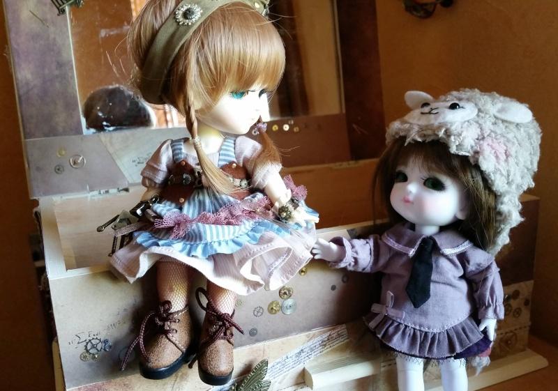 Les Lati de Chocolate! - Coco Wendy est arrivée + Yui <3 - Wendy_11