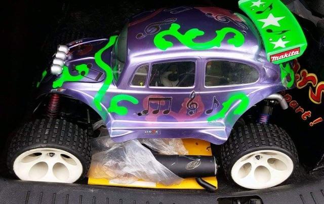 La beetle 4wd de Kenwood76 Receiv20