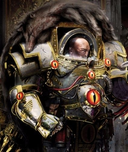 [W30K] Legiones Astartes XVI : Luna Wolves / Sons of Horus Horus_10