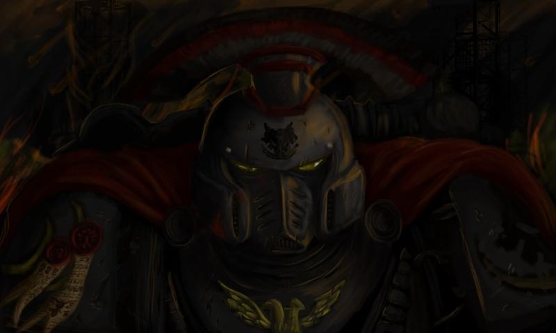 [W30K] Legiones Astartes XVI : Luna Wolves / Sons of Horus Loken_10