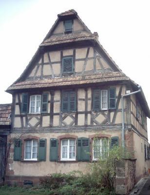 Maison la plus vieille hantée en France???? 14281910