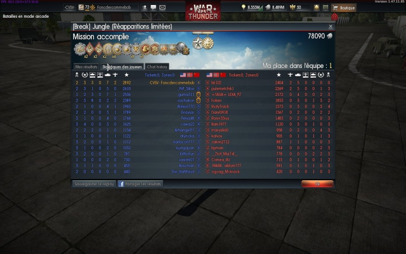 Partie tanks en Tiers V Russes Shot_228