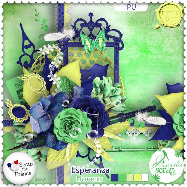 Esperanza - Jusqu'au mercredi 25/03 - CLOS Aureli13