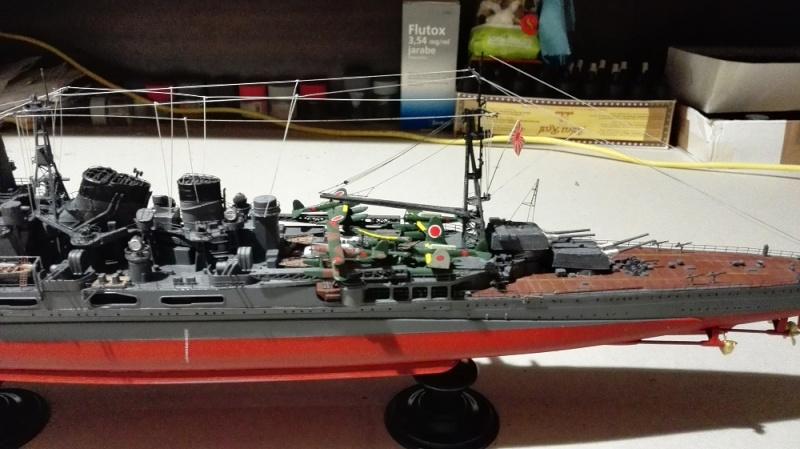 Japanese Navy Heavy Cruiser Takao 1942 Updated Edition a 1/350 de Aoshima Img_2014