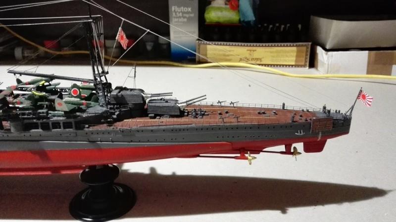 Japanese Navy Heavy Cruiser Takao 1942 Updated Edition a 1/350 de Aoshima Img_2015