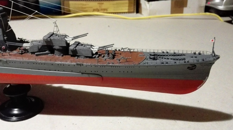 Japanese Navy Heavy Cruiser Takao 1942 Updated Edition a 1/350 de Aoshima Img_2017