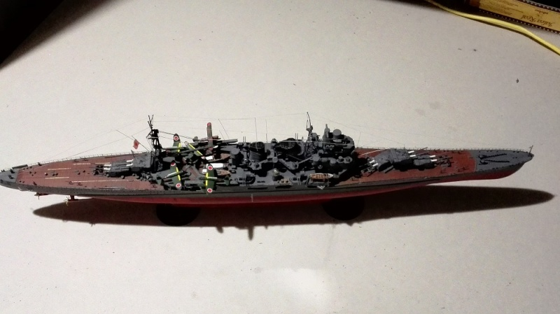 Japanese Navy Heavy Cruiser Takao 1942 Updated Edition a 1/350 de Aoshima Img_2021