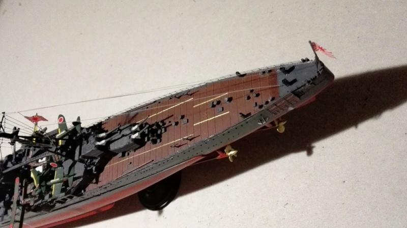 Japanese Navy Heavy Cruiser Takao 1942 Updated Edition a 1/350 de Aoshima Img_2038