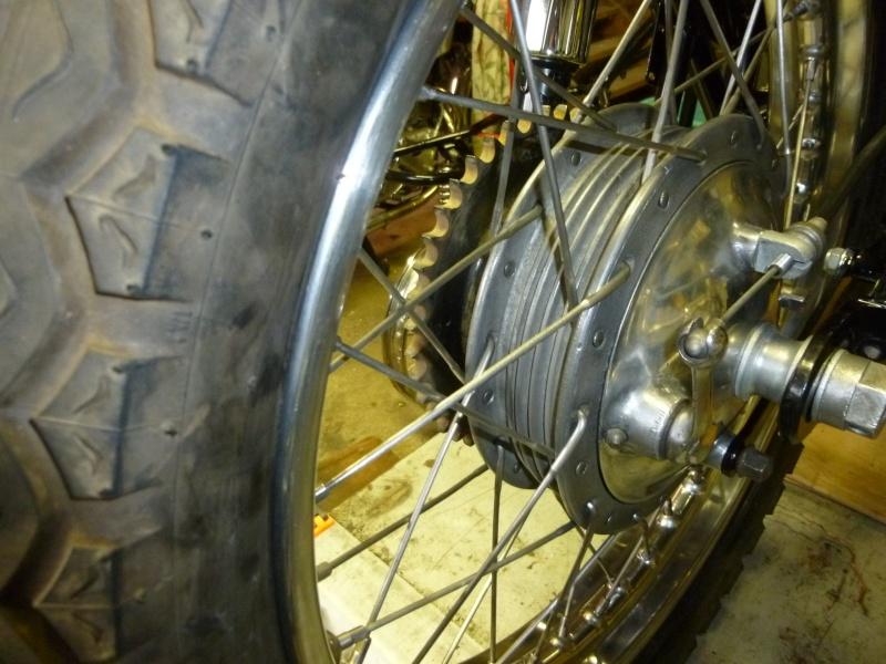 remontage Bsa b33 1957 P1000510