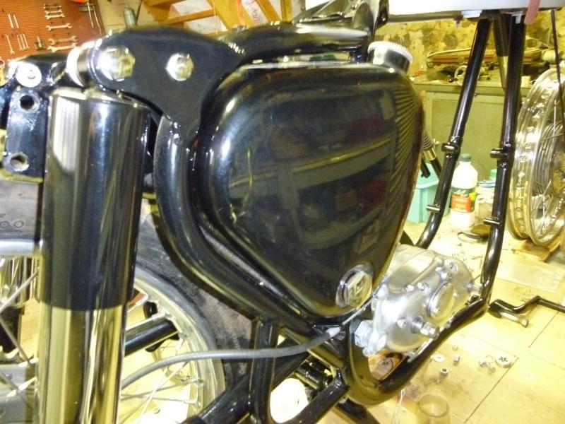 remontage Bsa b33 1957 P1000515