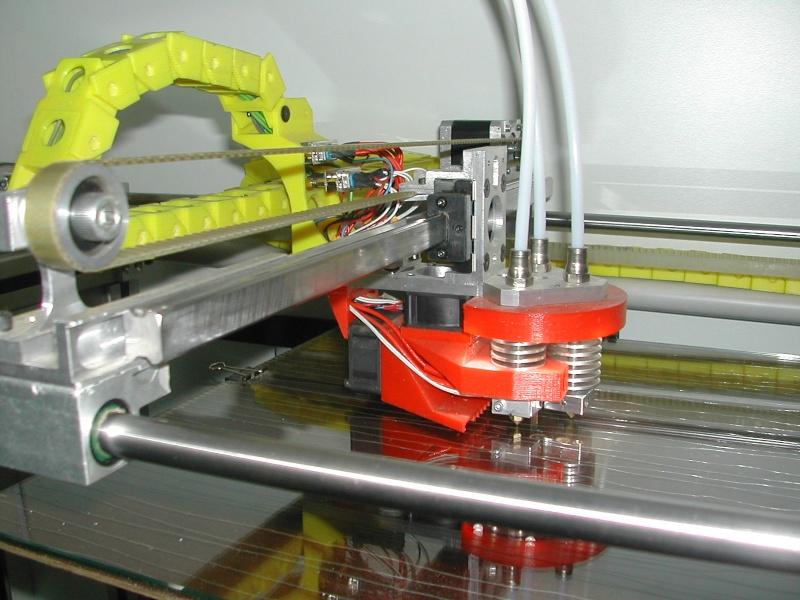 Réalisation perso d'une imprimante 3D Dscn2711
