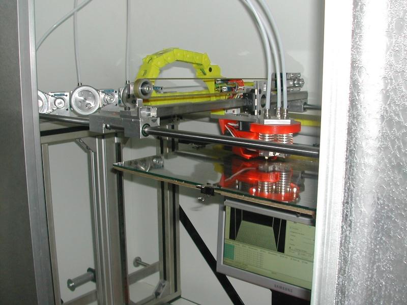 Réalisation perso d'une imprimante 3D Dscn2715
