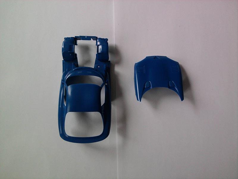 Revell Dodge Viper GTS 1:25 08_15