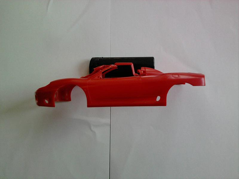 Revell Ferrari 360 Spider 1:24 09_13