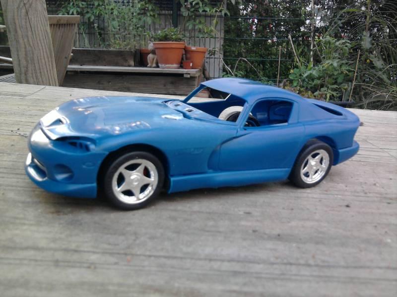 Revell Dodge Viper GTS 1:24 12_14