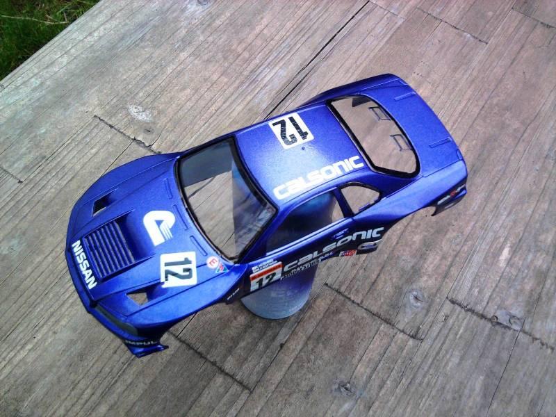 Calsonic Skyline GT-R, Tamiya  1:24 14_11