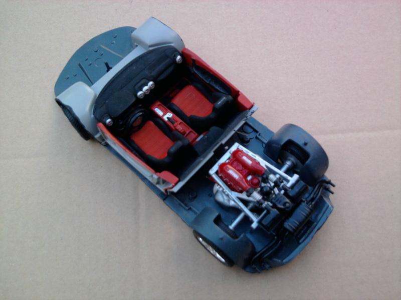 Revell Ferrari F-430 Spider 1:24 14_12