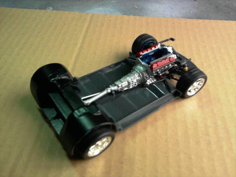 Revell Dodge Viper GTS 1:24 14_13