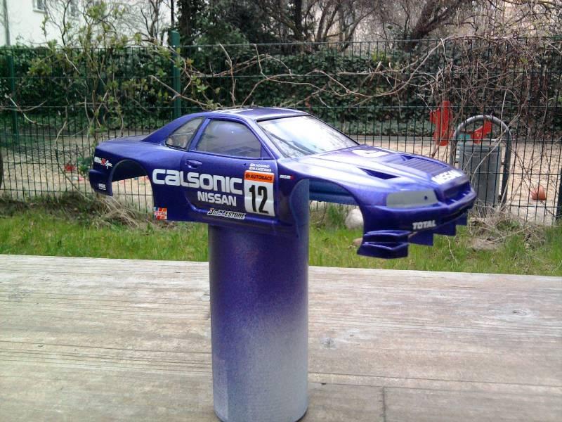 Calsonic Skyline GT-R, Tamiya  1:24 15_11