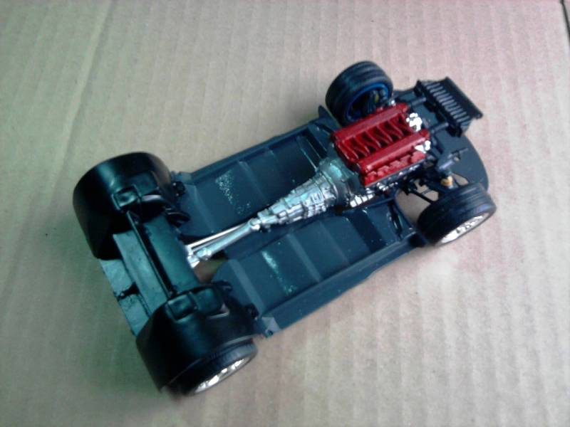 Revell Dodge Viper GTS 1:24 16_14