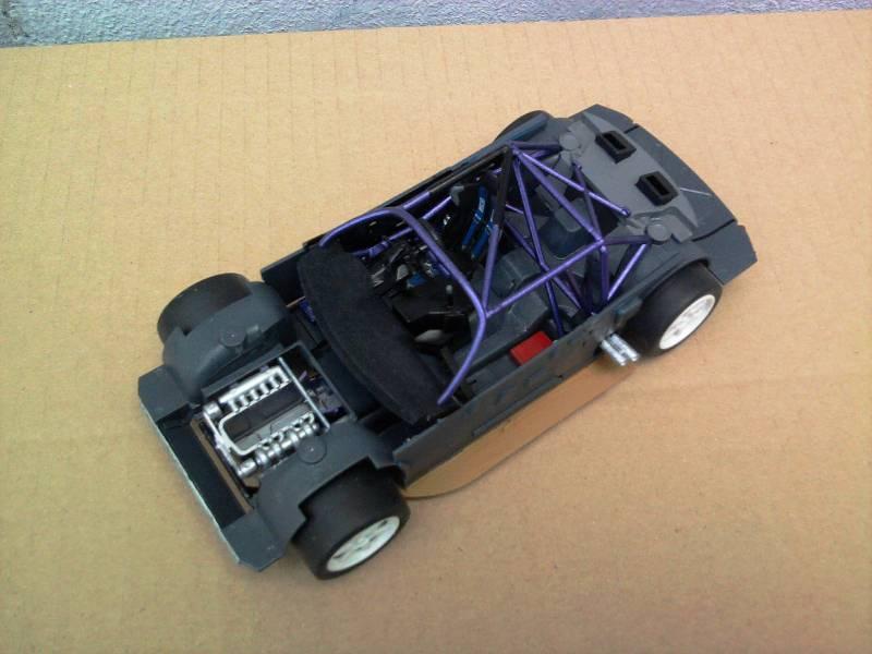 Calsonic Skyline GT-R, Tamiya  1:24 Foto4410