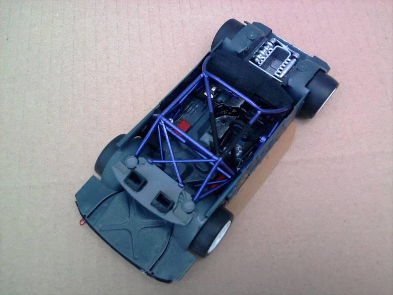Calsonic Skyline GT-R, Tamiya  1:24 Foto4412