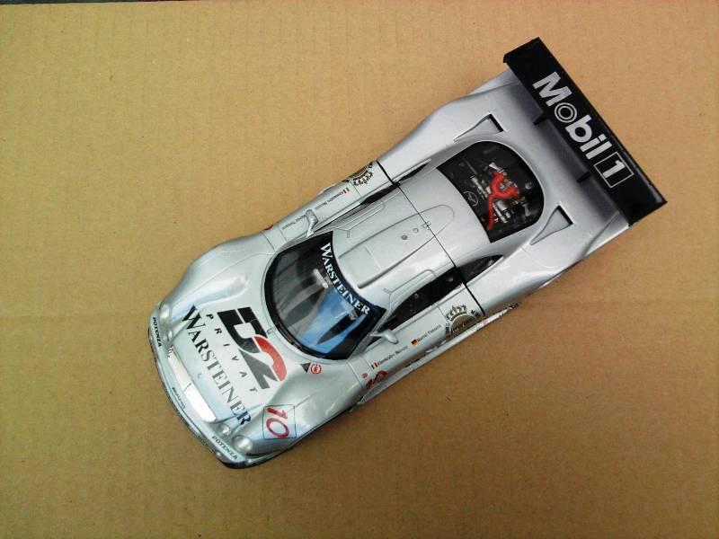 Tamiya Mercedes CLK-GTR 1:24 Foto4414