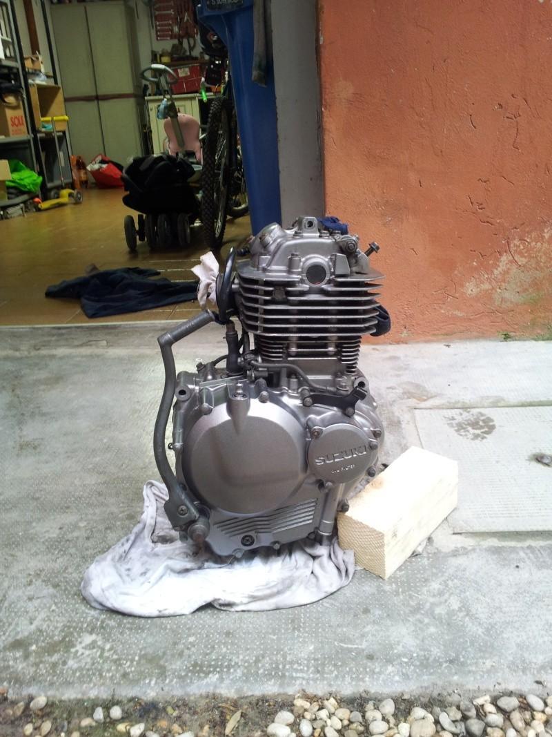 Il motore è arrivato !!!! Motore11