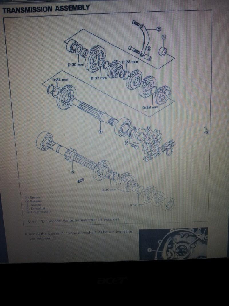 Motore bloccato inserimento marce - Pagina 2 Trasmi10