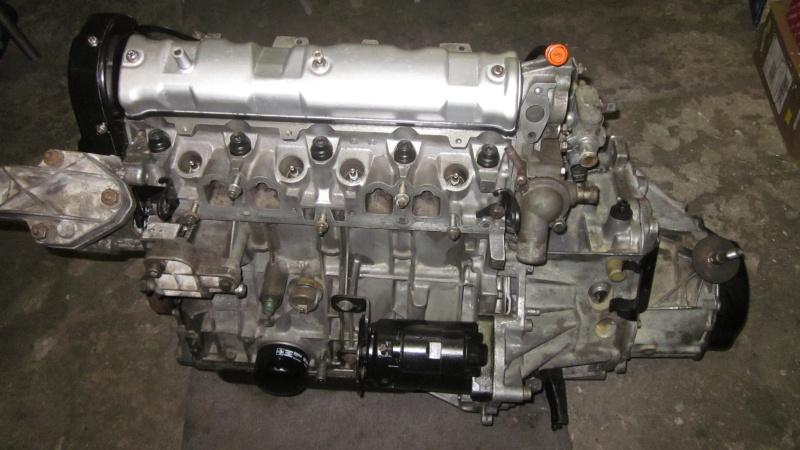[kirk17]  GTI modifiée (sans tuning)  - 1900 - blanche - 87 - Page 2 Moteur12