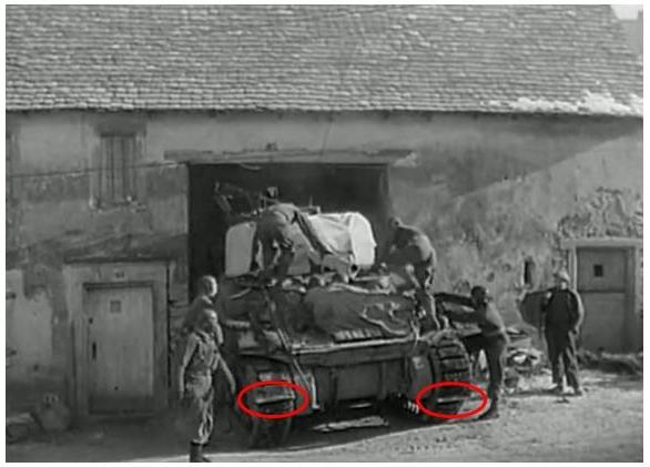 3/12° RCA à Achen (Moselle) en janvier 1945 (Vidéo) - Page 1 Grouse10