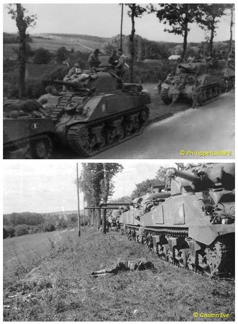 La 2/501 en route vers Châtel (sept. 1944) P_rail10