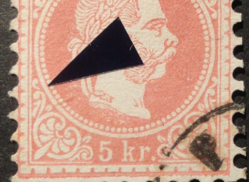 Freimarken-Ausgabe 1867 : Kopfbildnis Kaiser Franz Joseph I - Seite 9 Dsc03310