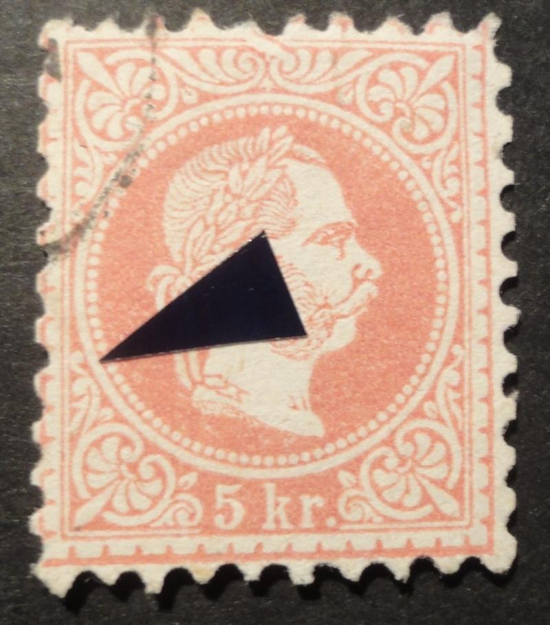 Freimarken-Ausgabe 1867 : Kopfbildnis Kaiser Franz Joseph I - Seite 9 Dsc03312