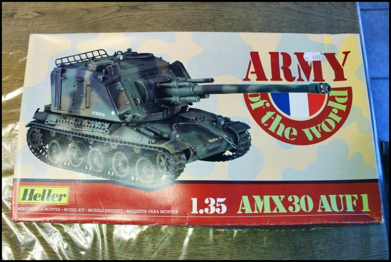 "Amx30 AUF1 ""Army of the World"" Heller 1/35: Ref 81129 Img_6129"