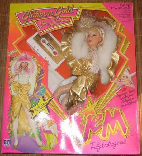 [VENDO] Bambole Jem e le Holograms vintage 1985 Hasbro _1210